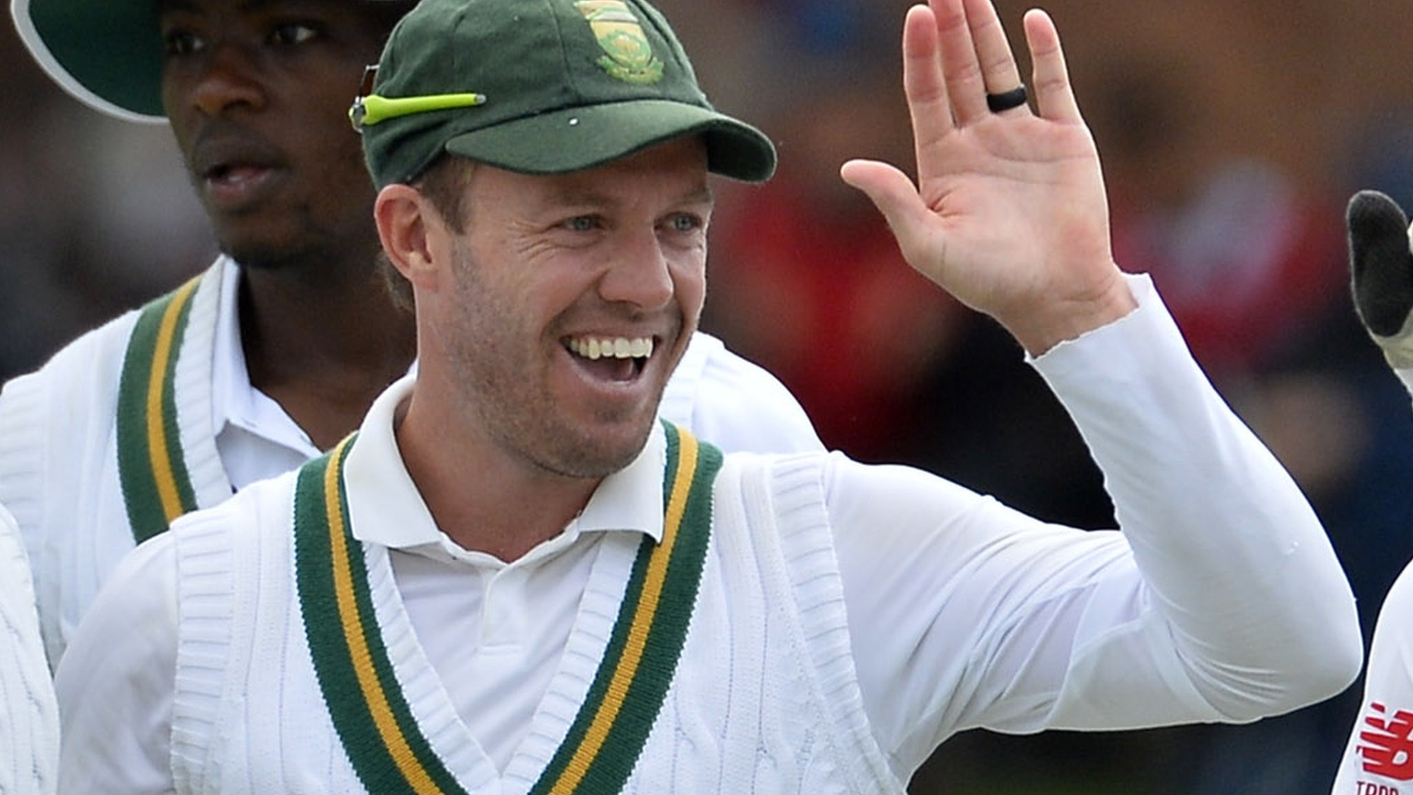 South Africa's De Villiers retires from internationals