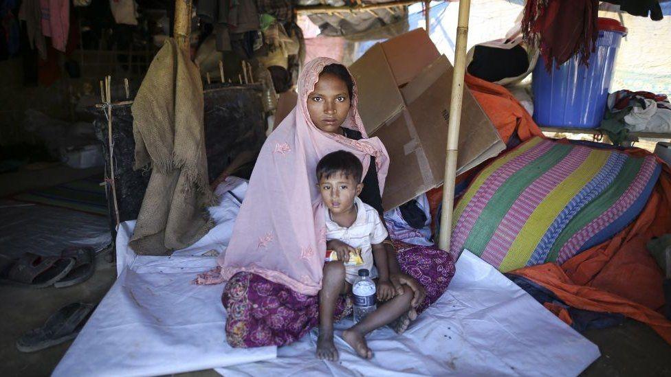 الروهينجا إحدى الأقليات في ميانمار