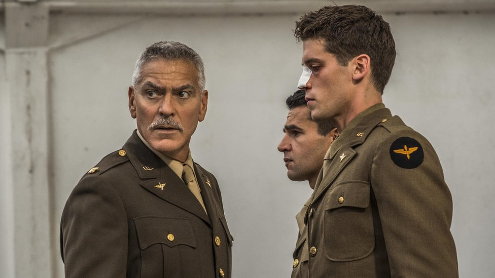 Catch 22: How George Clooney was lured back to TV