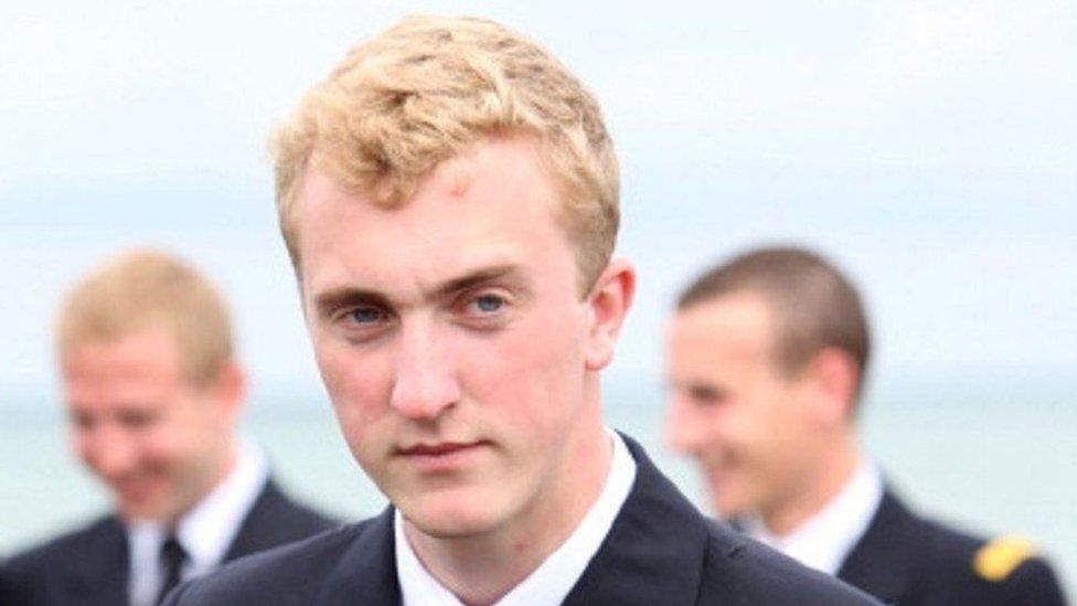 الأمير هو ابن أخت ملك بلجيكا، وهو في الثامنة والعشرين من عمره