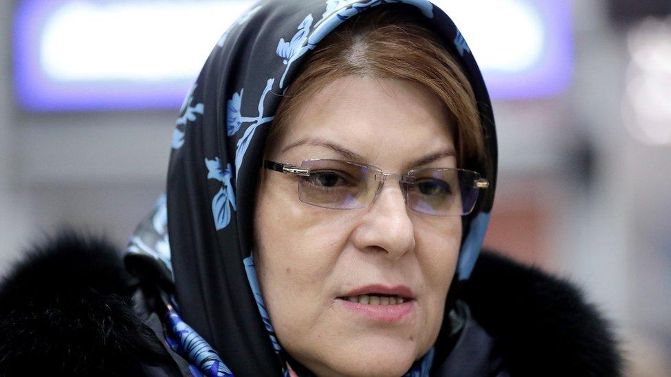 Умерла чеченская правозащитница и член СПЧ Хеда Саратова