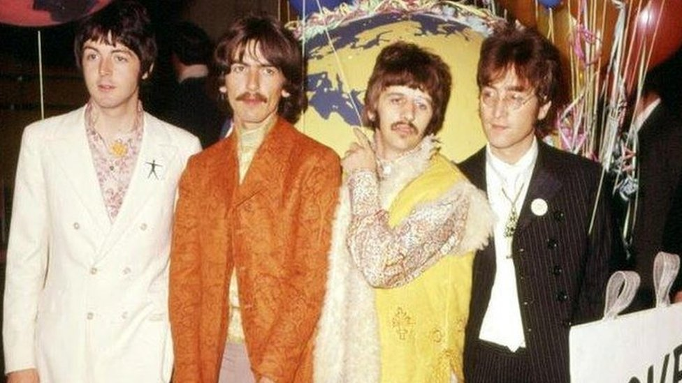 BBC News - Ringo Starr: On Lennon, McCartney and getting credit for The Beatles