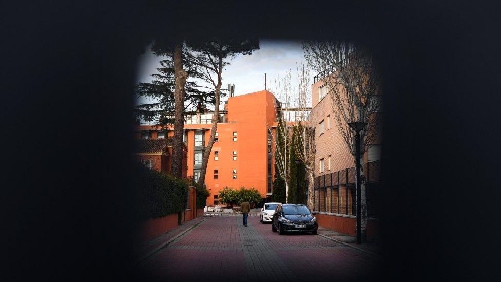 Monte Hermoso fue una de las residencias con más muertes por covid-19 en España.