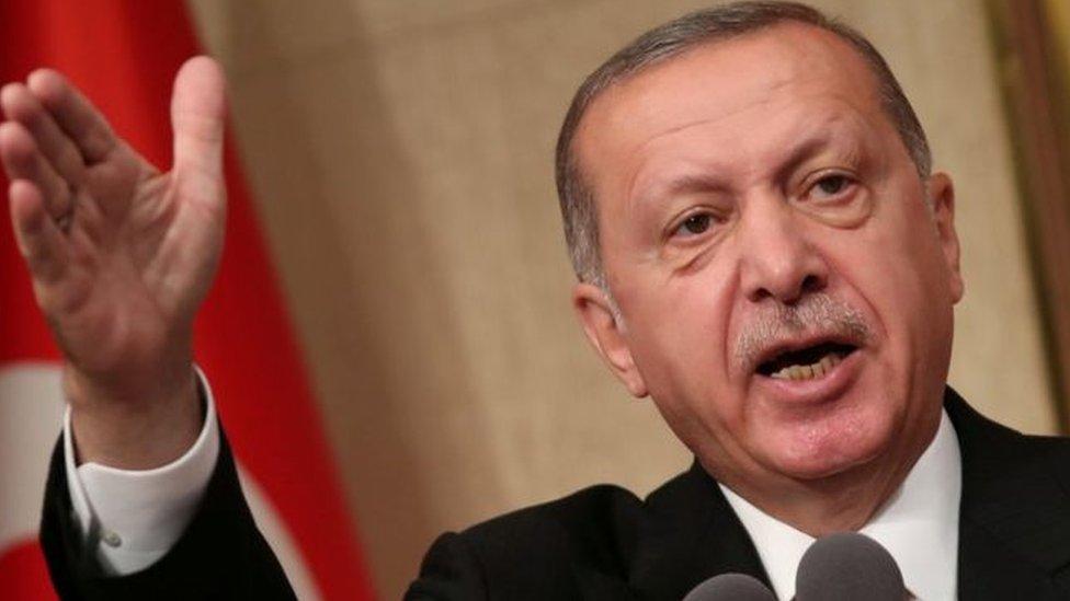 إردوغان