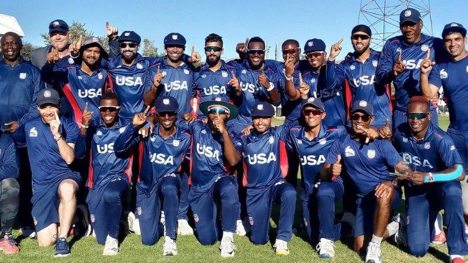 United States cricket team earns ODI status by beating Hong Kong