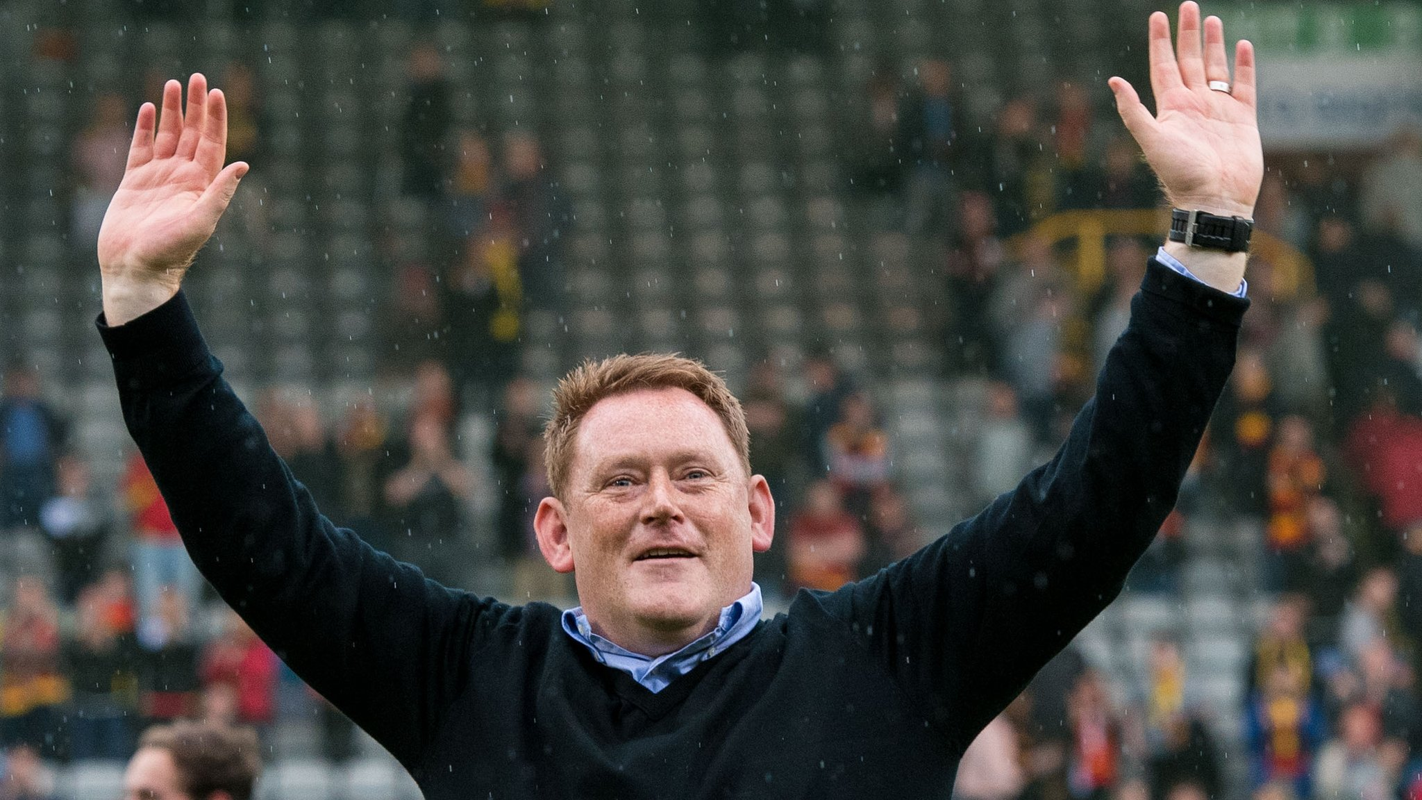 Two promotions in two years - the story of Livingston's 'magnificent' revival