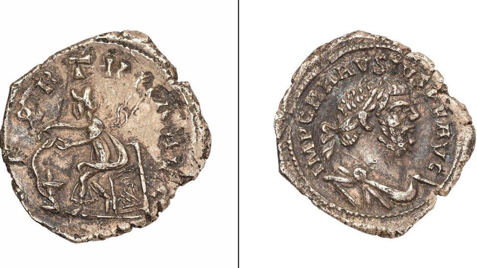 Metal detectorist 'had no idea coin was worth £10k'