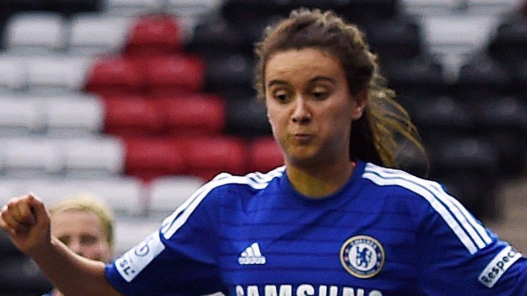 Bristol City Women: Women's Super League club sign three forwards