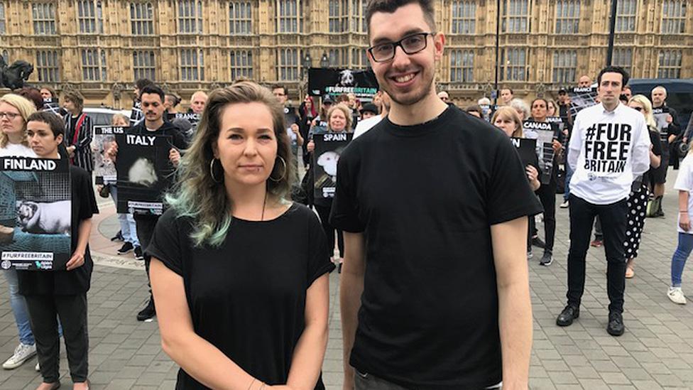 Queen V and Ryan Pollock