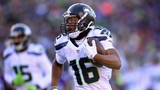 NFL play-offs: Seattle Seahawks beat Minnesota Vikings