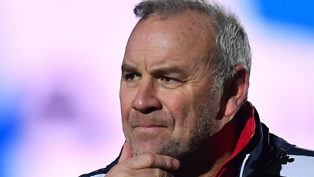 Wayne Pivac: Scarlets coach queries role of independent medics after Italy defeat