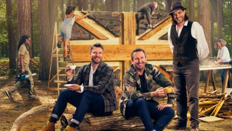 The Chop: Sky Cancels TV Carpentry Show Over Contestant's Tattoos