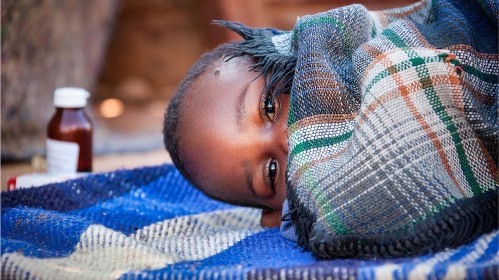 Sıtmadan ölümlerin çoğu beş yaş altı çocuklarda görülüyor