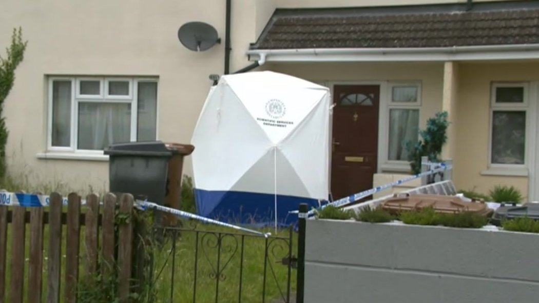 Andover murder arrest after woman found dead