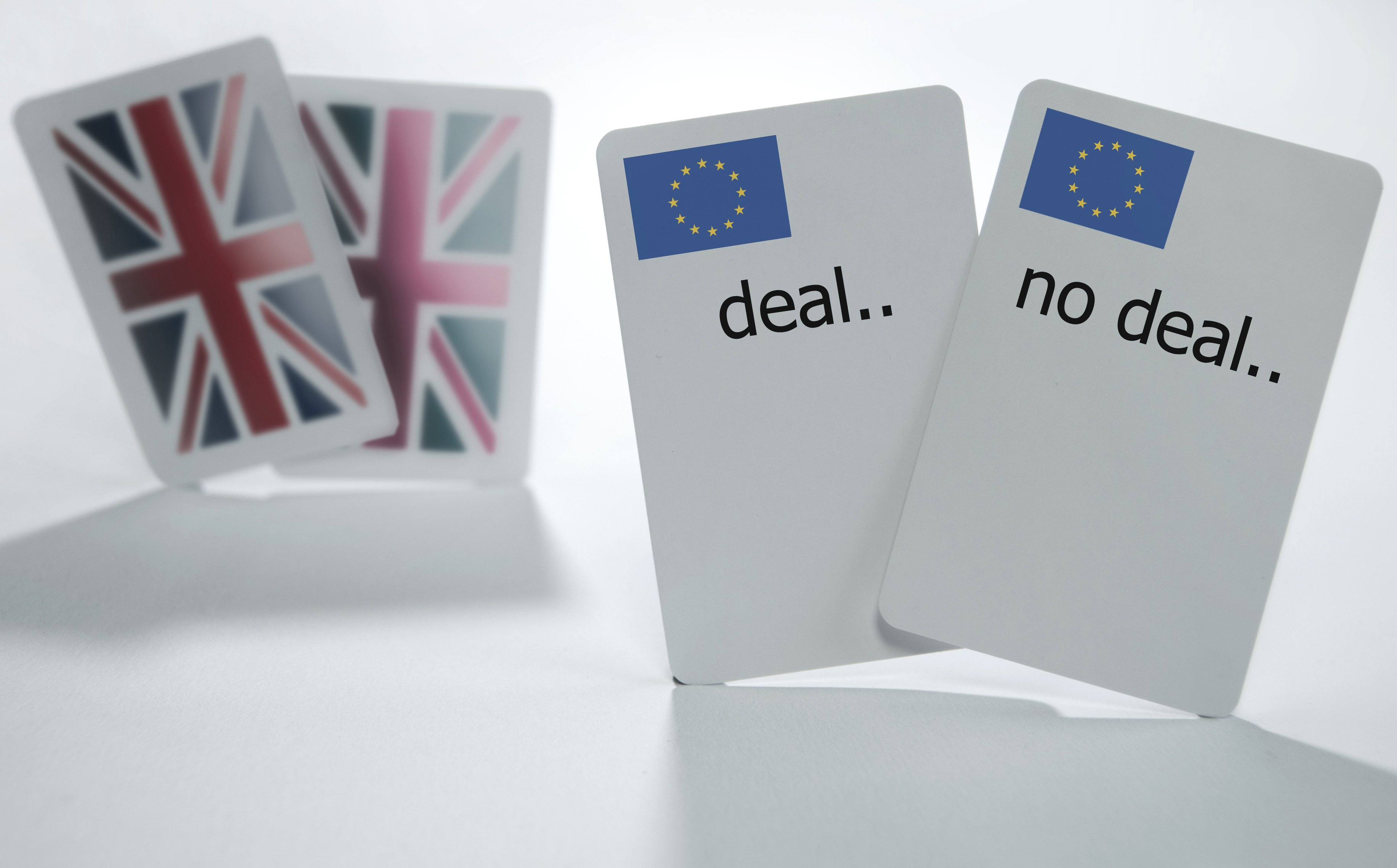 Brexit: What do the EU's 'no deal' preparations say?