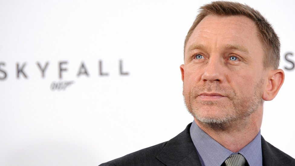Daniel Craig attends a photocall with cast and filmmakers to mark the start of production which is due to commence on the 23rd Bond Film 'Skyfall'