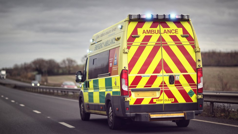 Critically Injured The Longest Waits For 999 Help Bbc News I know a woman that calls the ambulance for almost any health problem because she gets county aide. bbc
