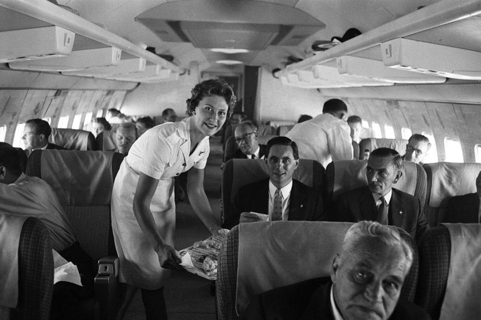 Qantas Boeing 707 (1959)