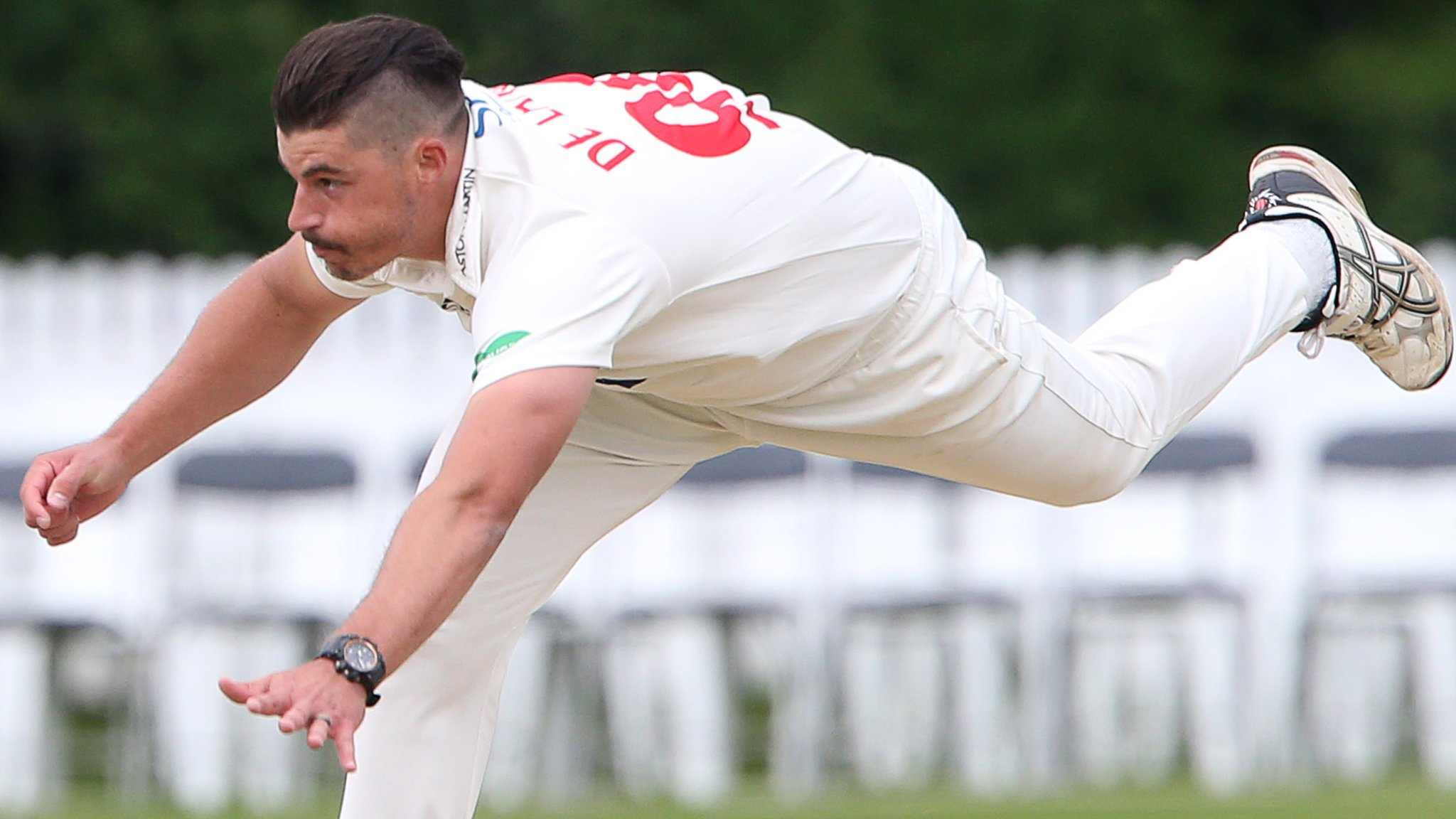 County Championship: Glamorgan make changes to face Sussex