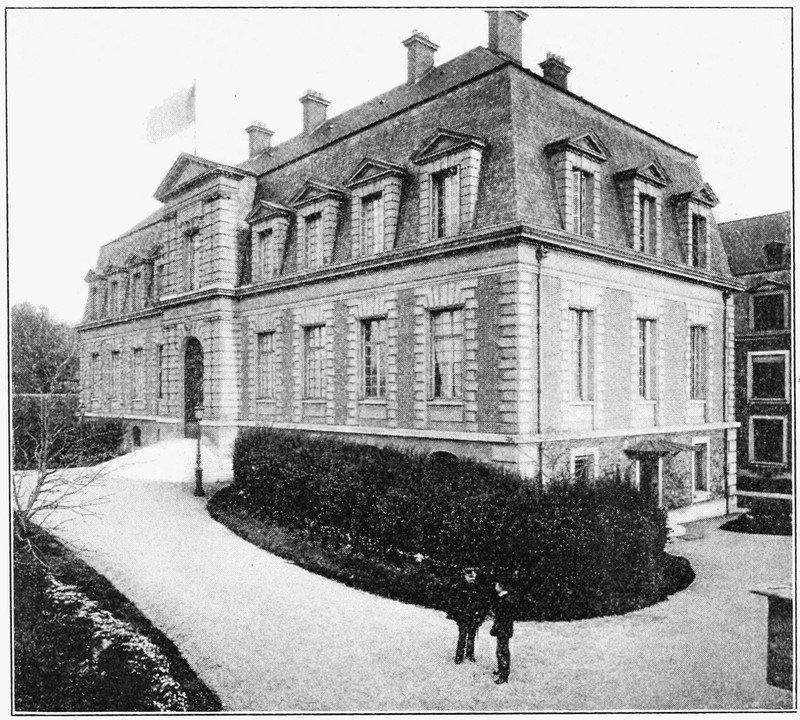 Pasteur Institute w Paryżu, gdzie Haffkine opracował swoją szczepionkę na cholerę w 1892 roku