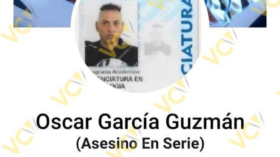 Perfil de Óscar García Guzmán