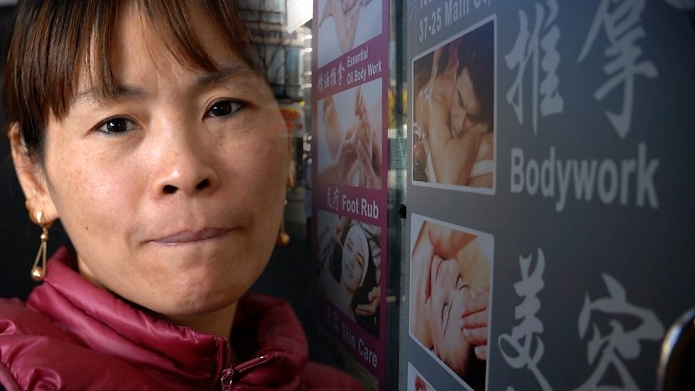Asian female massage workers in the US speak up about the stigma surrounding their profession and the sexual harassment they endure.