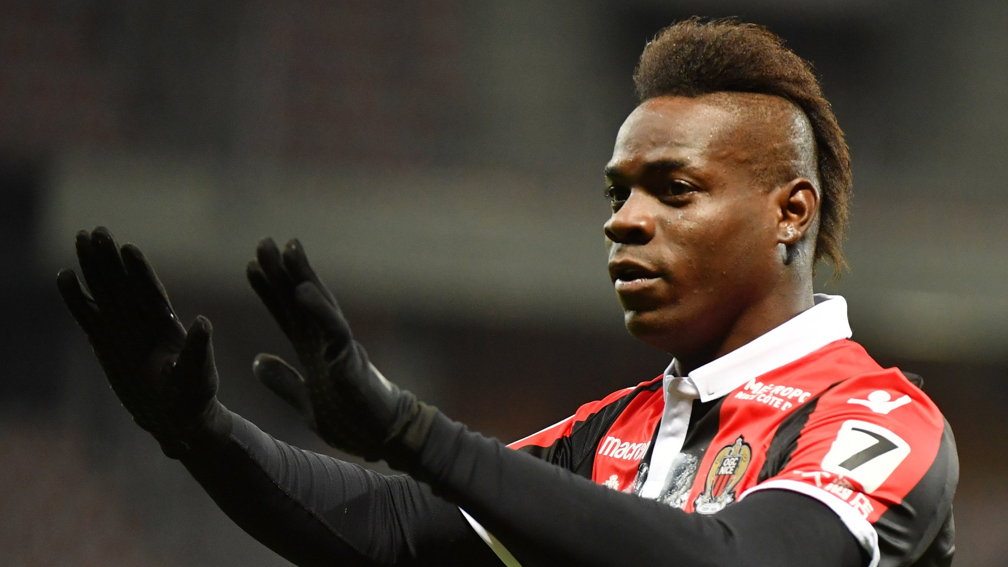 'There will be a season three to the hit series' - Balotelli staying at Nice
