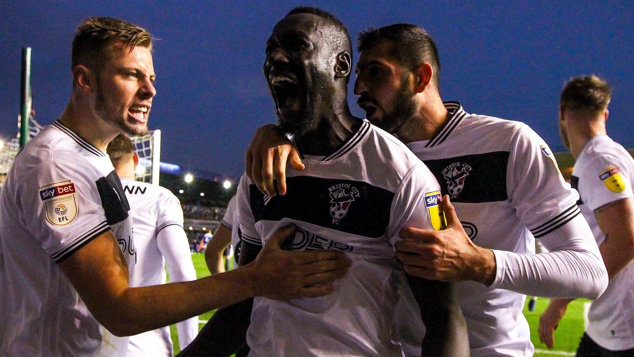 Birmingham City 0-1 Bristol City: Diedhiou goal earns win for Robins
