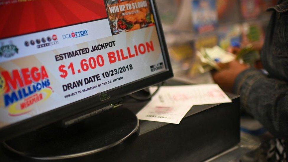El Mega Millions otorgó el premio único más grande en la historia de la lotería en EE.UU.