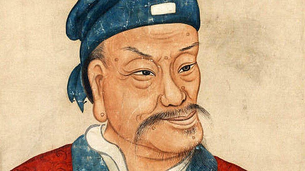 Zhū Yuánzhāng