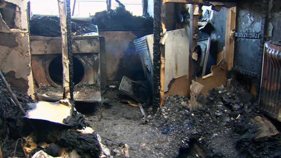 Welsh fire services warn of tumble dryer danger