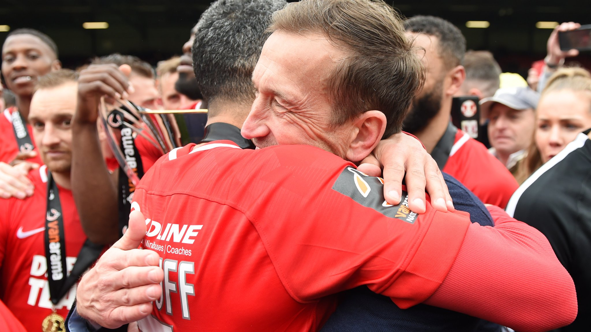 Justin Edinburgh: Leyton Orient plan to 'build on' late manager's coaching team