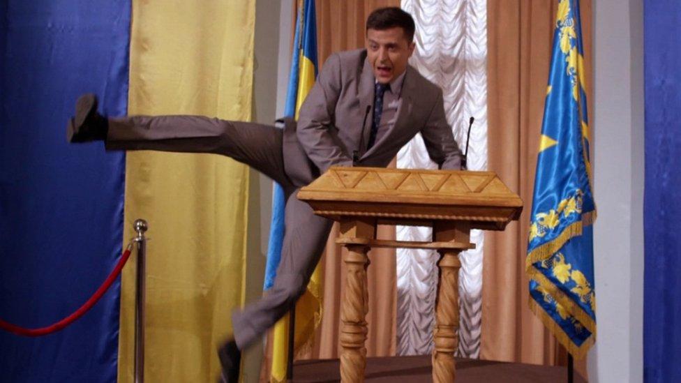 В России показали три серии