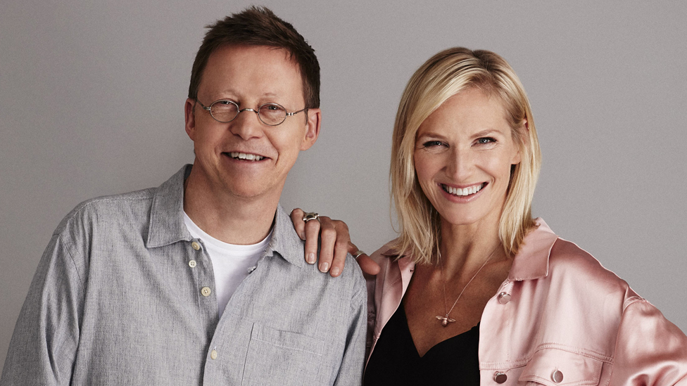 Simon Mayo and Jo Whiley Radio 2 Drivetime show to end