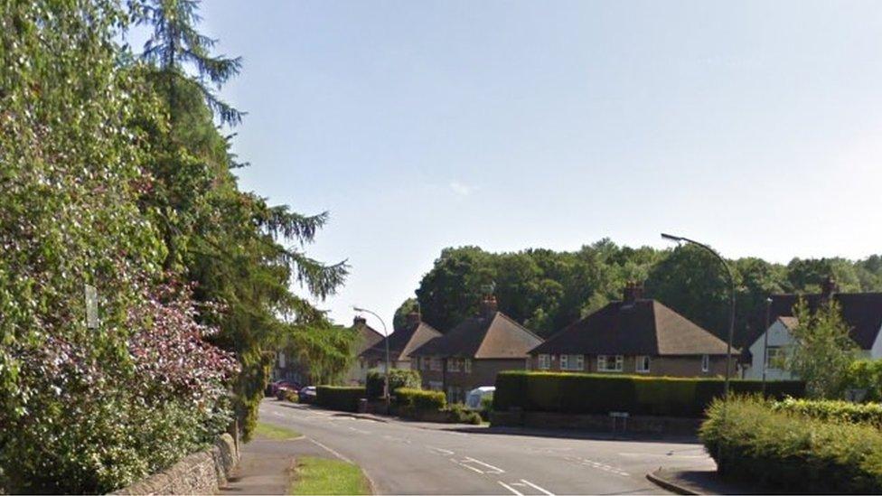 Man arrested after pedestrian dies near Chesterfield