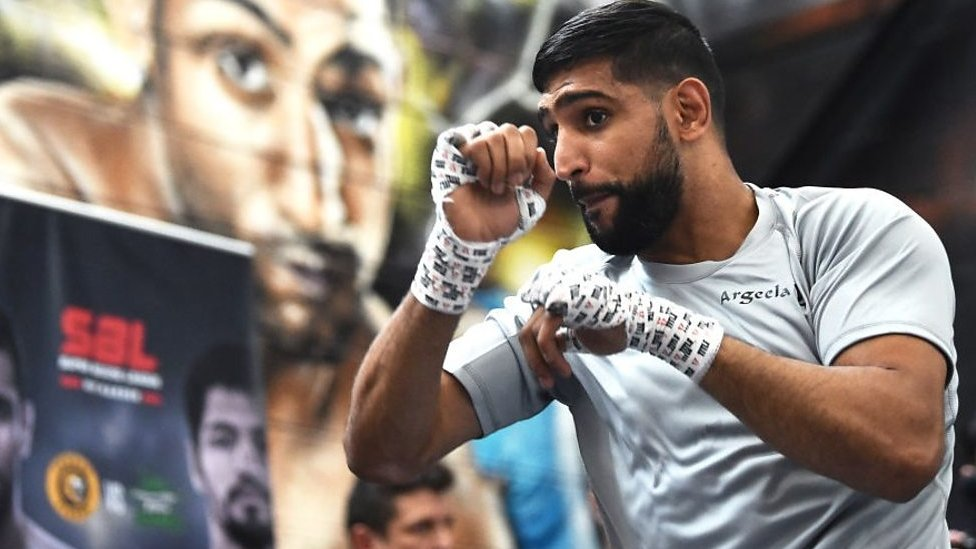 Amir Khan will retire if he 'doesn't feel right' in his next fight