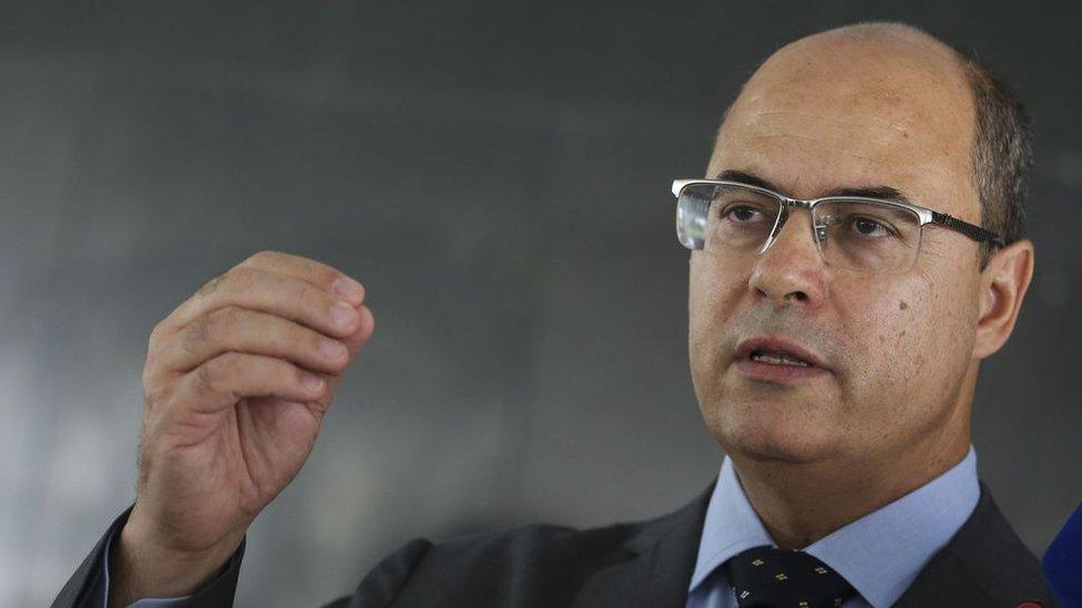 Wilson Witzel: O que se sabe sobre operação da PF na residência oficial do governador do Rio