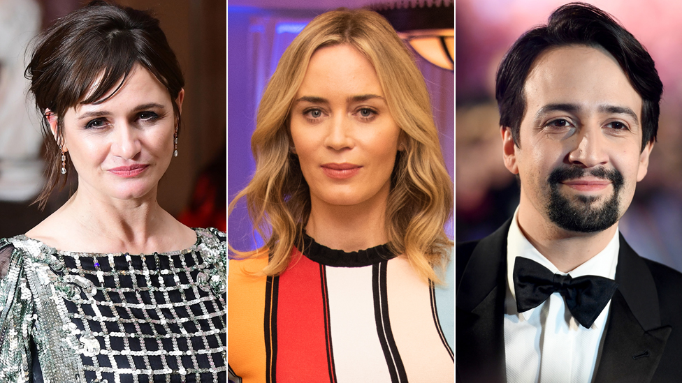 Mary Poppins Returns cast defend 'forgettable' songs