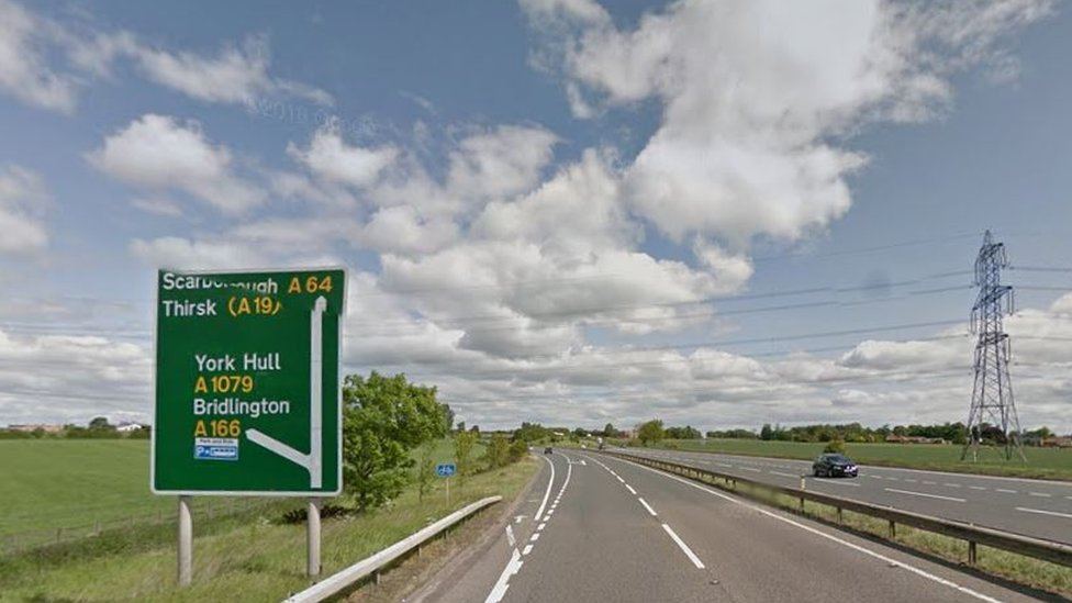 Man cleared of York road crash death