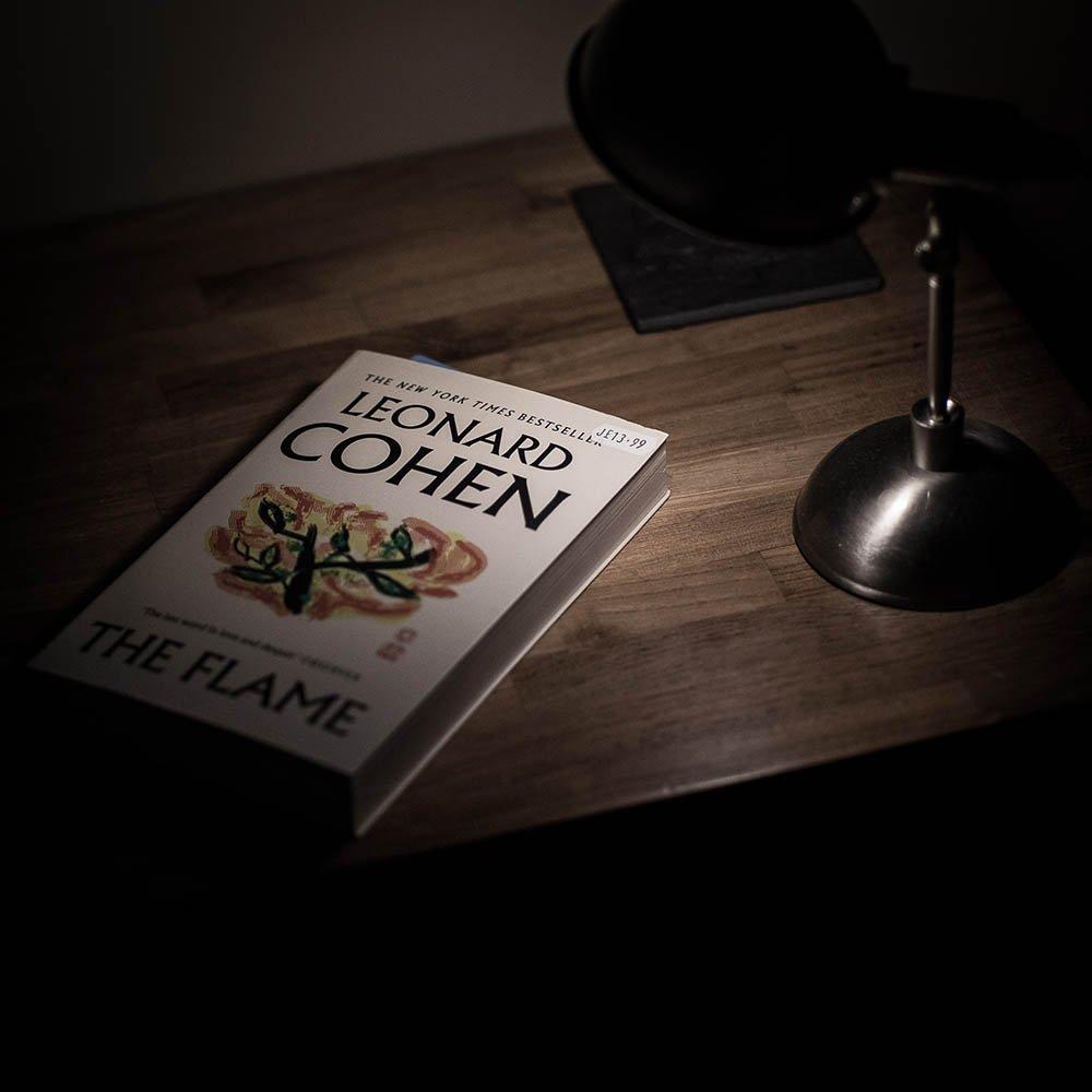 Knjiga Leonard Koen