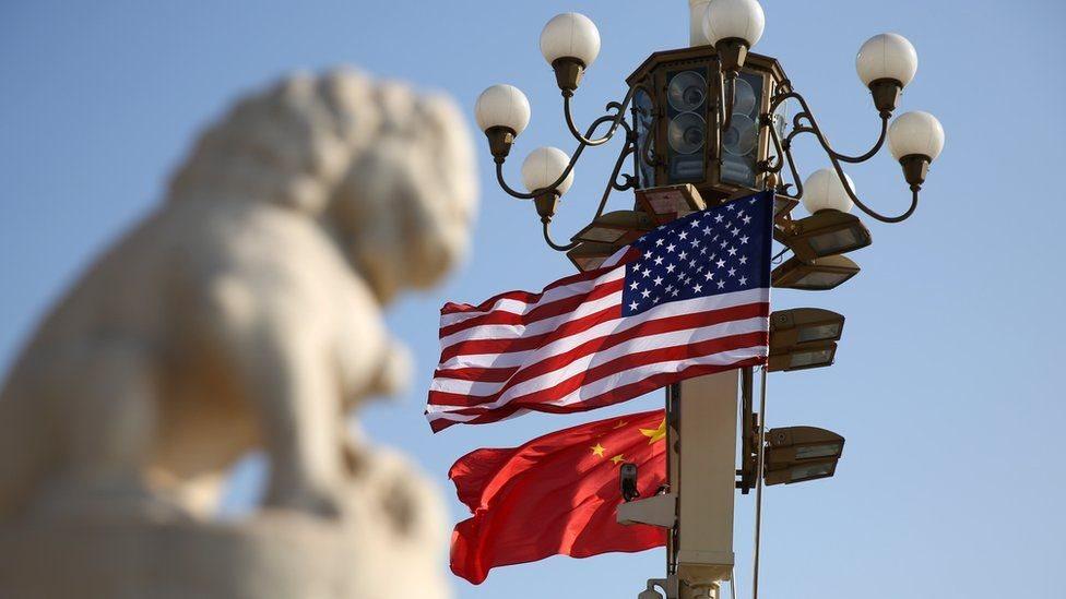 中國和美國