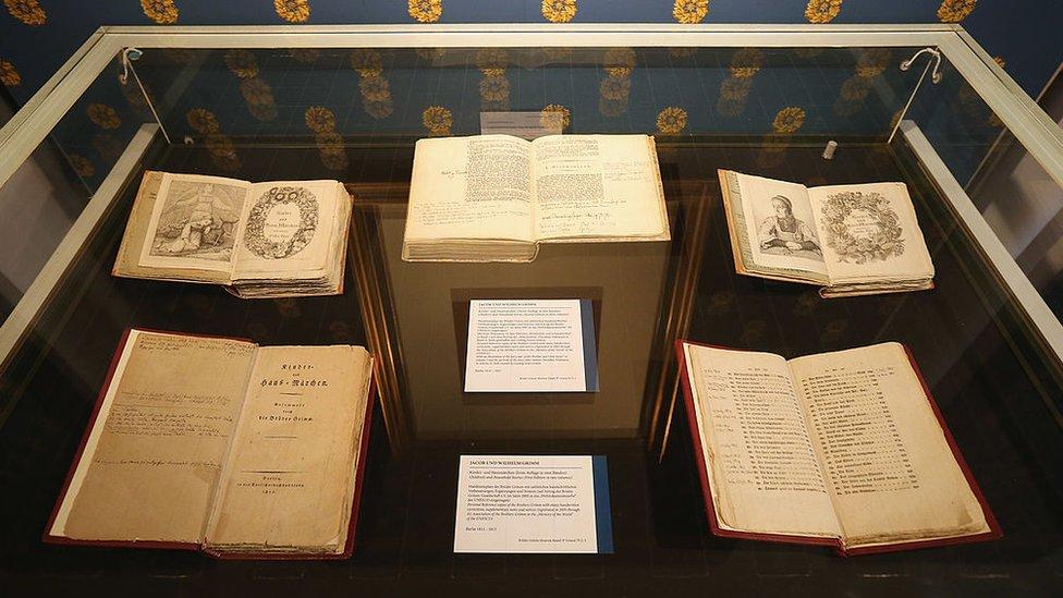 Libros de los hermanos Grimm
