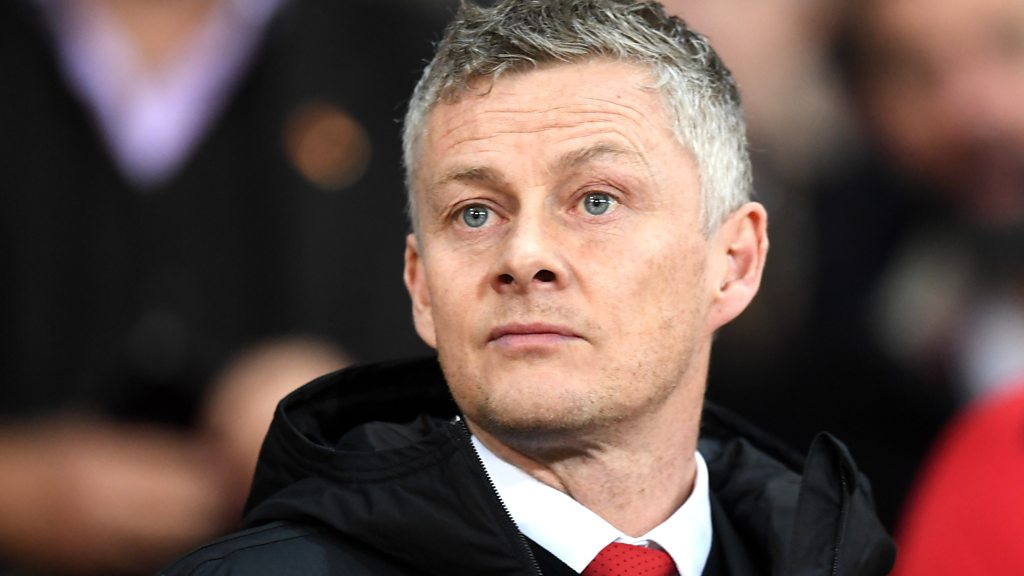 Man Utd 0-2 Paris St-Germain: Ole Gunnar Solskjaer says United not at PSG's level