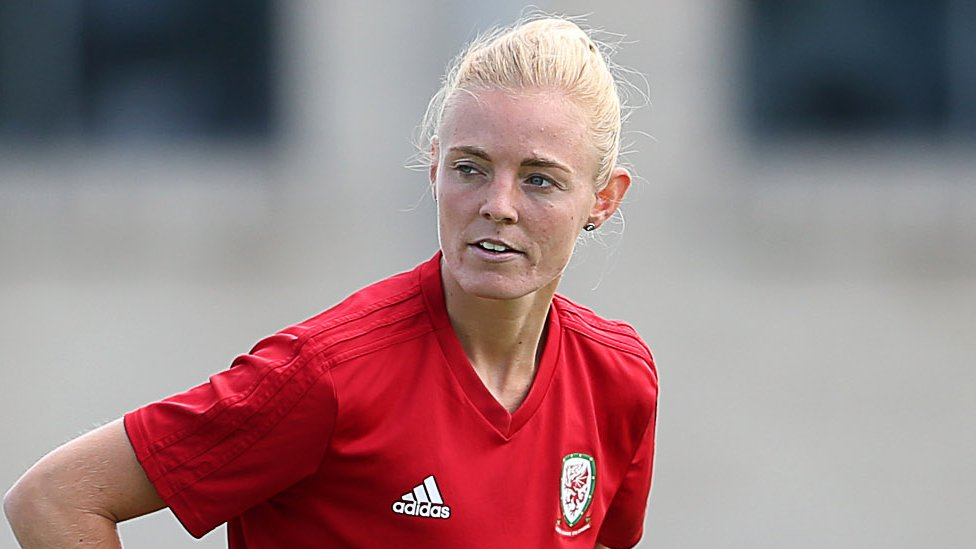 Sophie Ingle: Captain determined to guide Wales to first World Cup