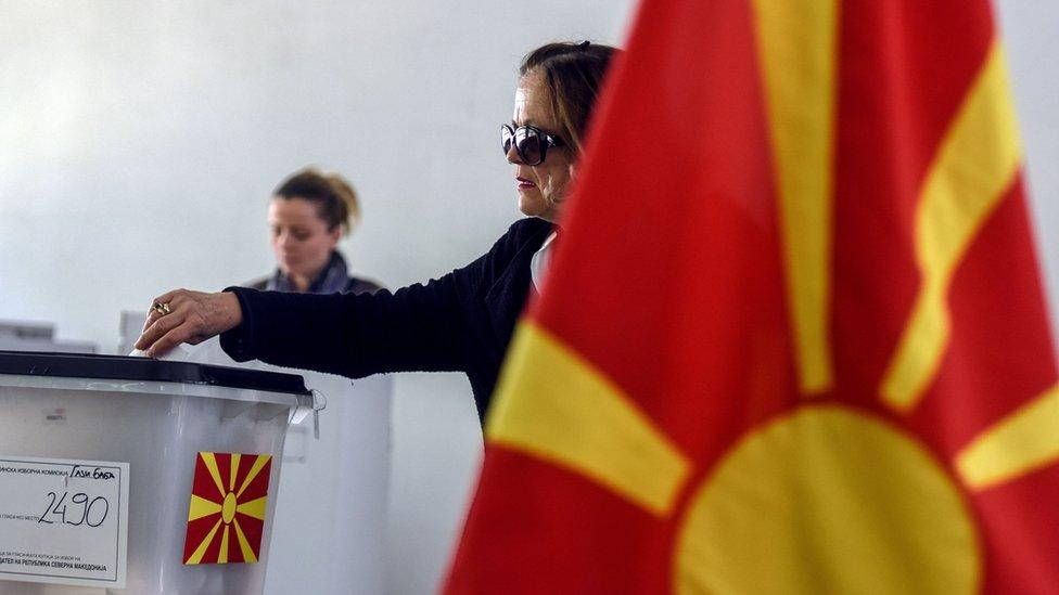 Skoplje, 21. april 2019.