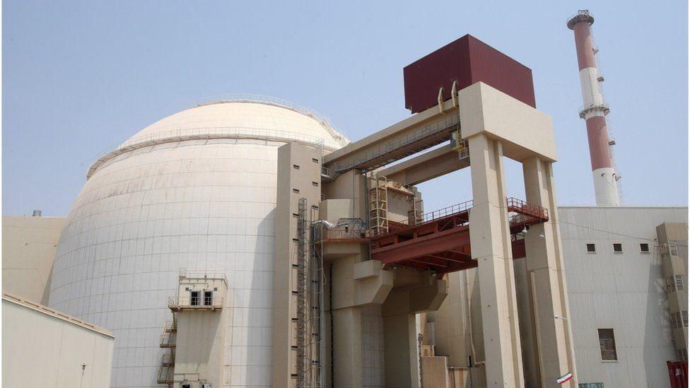 تقول إيران إنها ستستخدم اليورانيوم المخصب في تزويد محطة قوى بوشهر بالوقود