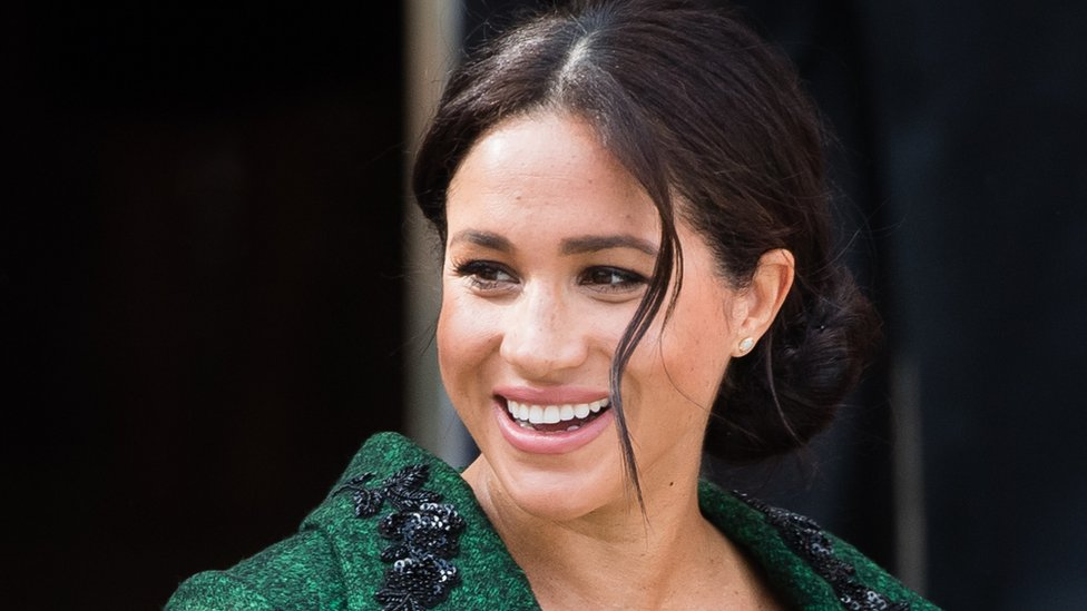 Meghan praised as 'inspiration' to young people in the Commonwealth