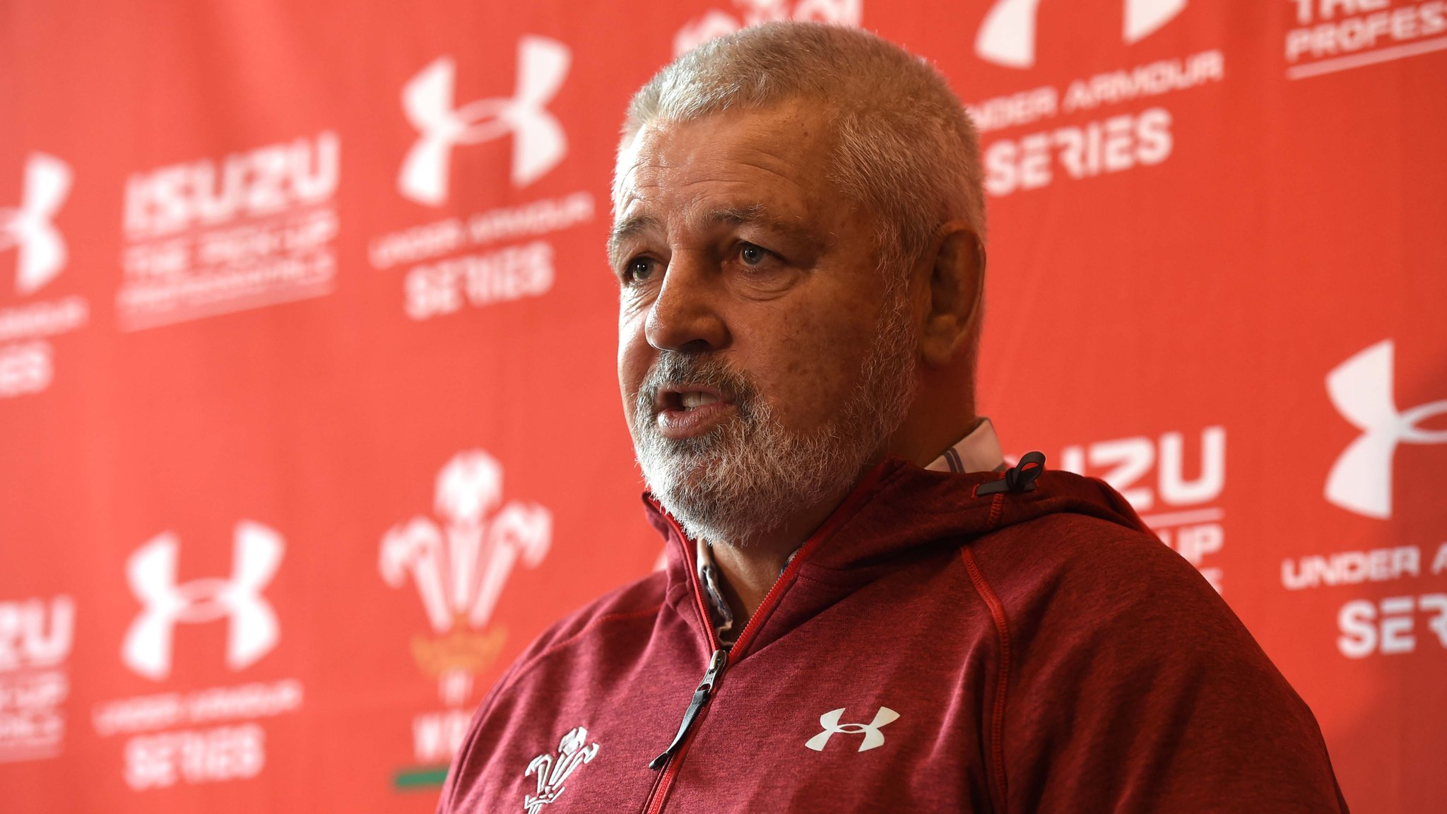 Warren Gatland: Wales head coach explains co-captain decision