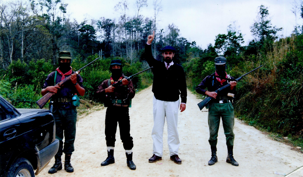 El primer musulmán que llegó a Chiapas.