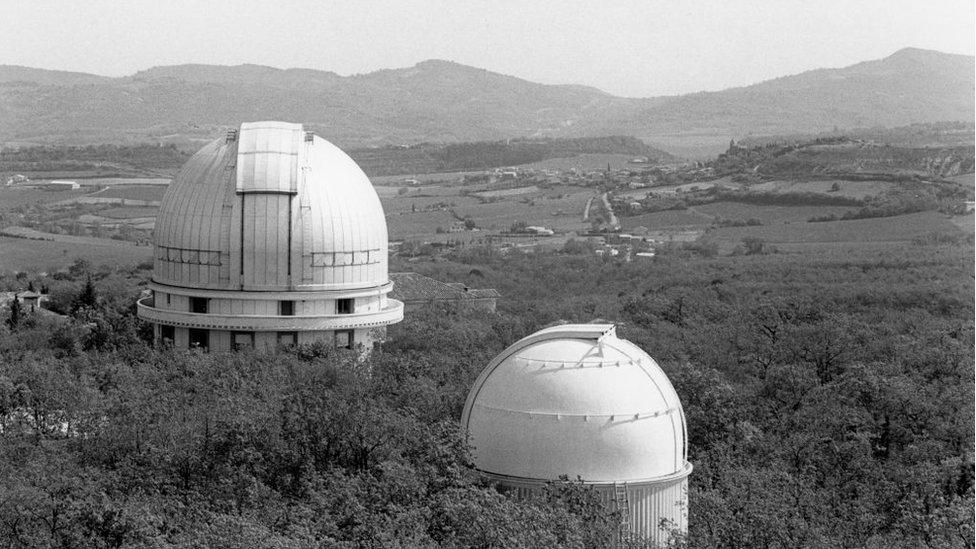 Observatorio de la Alta Provenza.